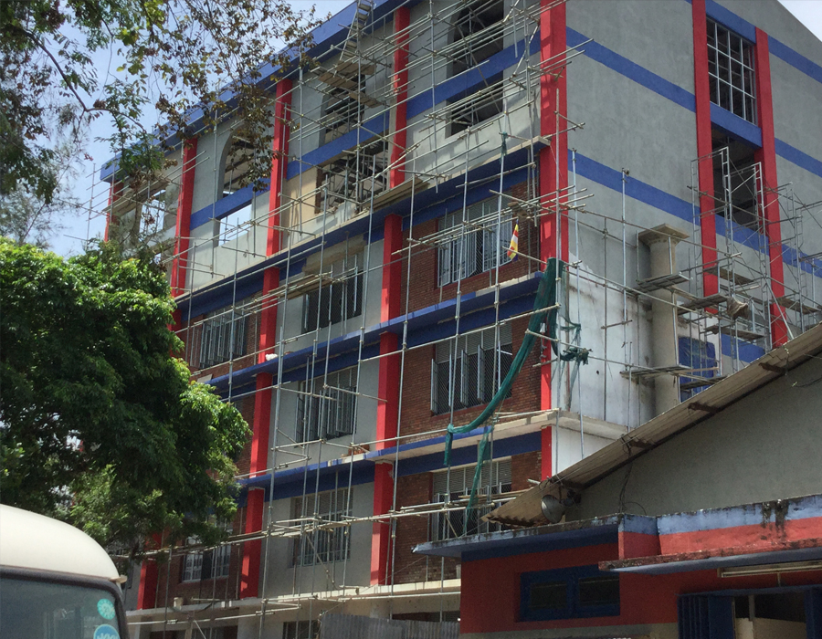 Highland Collage Maharagama | Projects by Wimno Construction